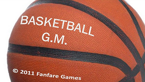 Basketball G.M. Logo