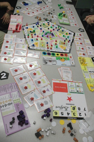 Belfort game prototype