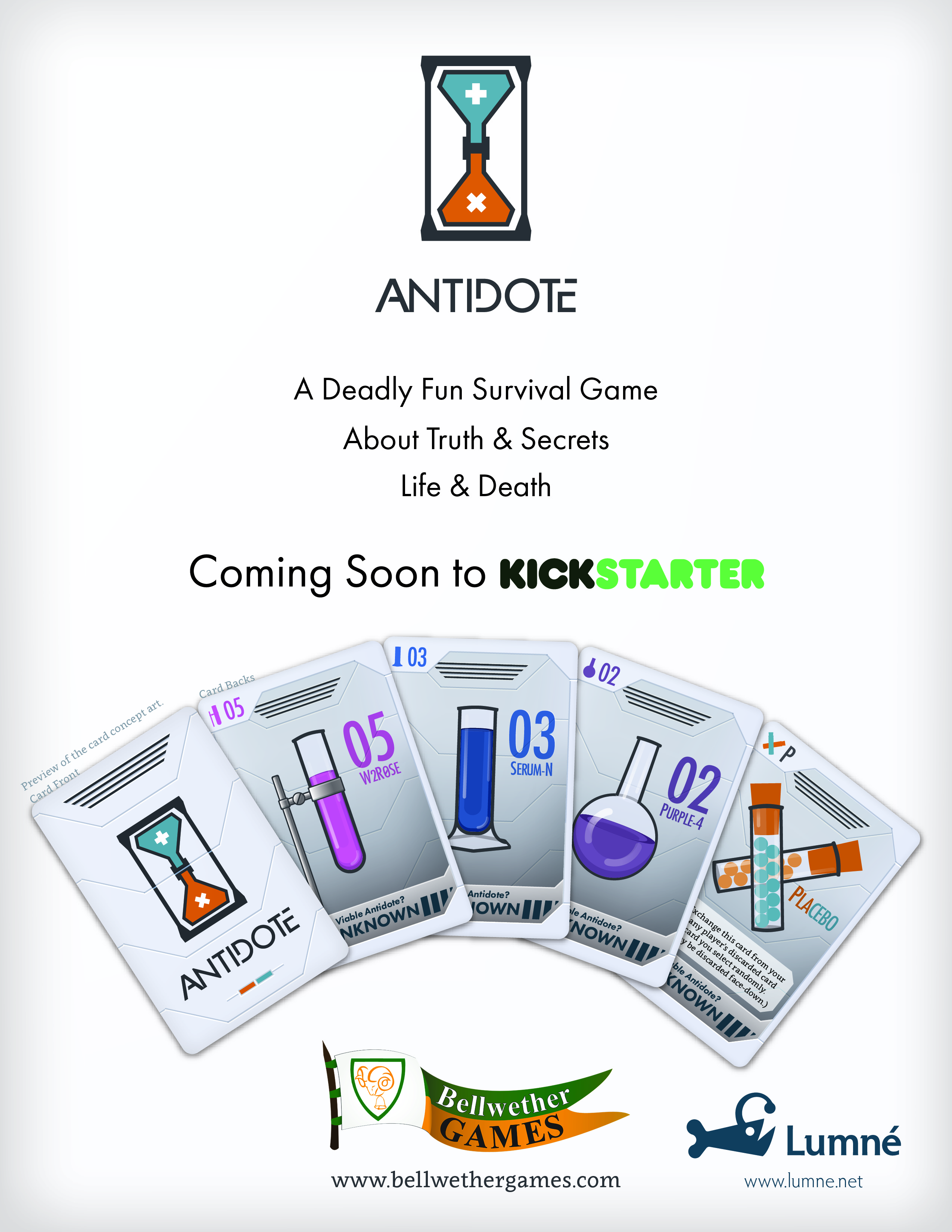 antidote game promo image