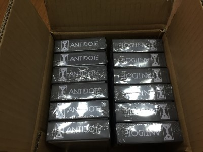 antidote cartons