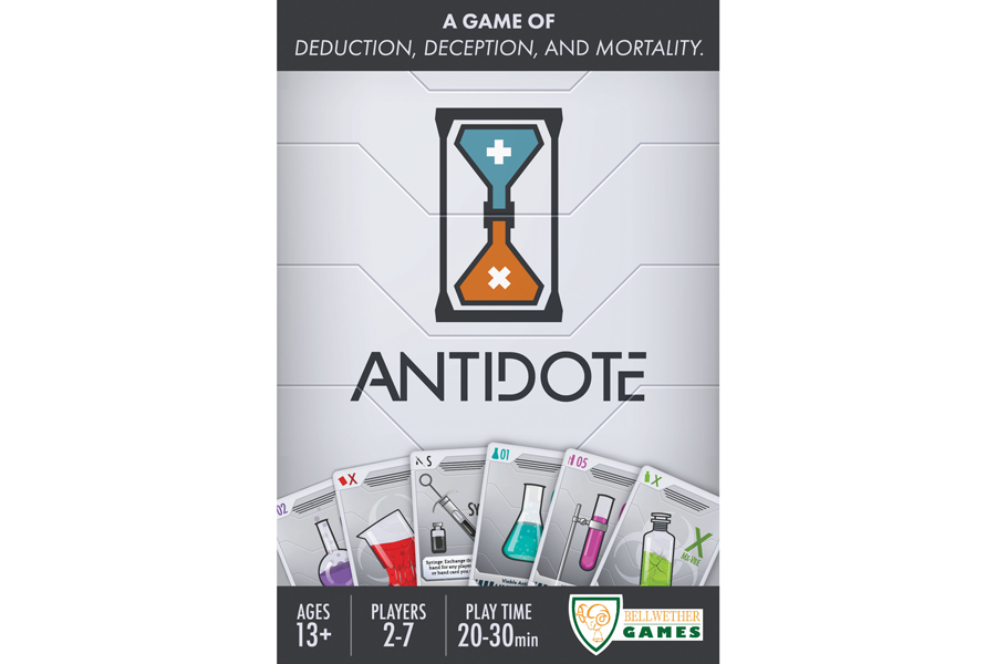Antidote Game