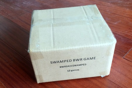 swamped freight box