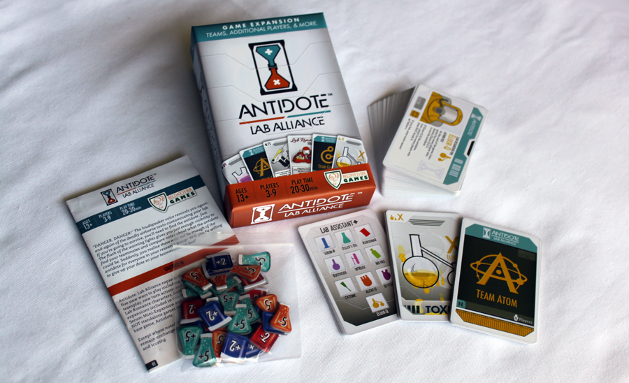 antidote lab alliance contents