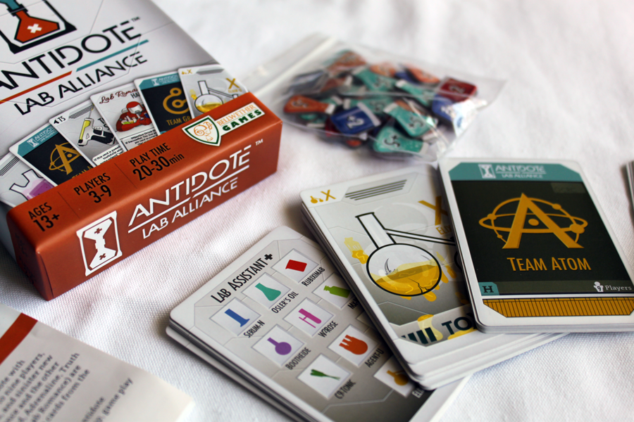 antidote: lab alliance components