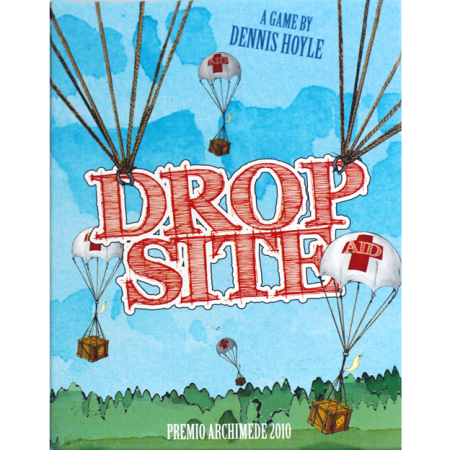 drop site game