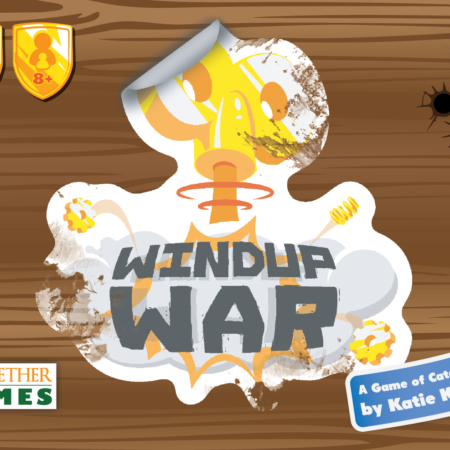 windup war cover
